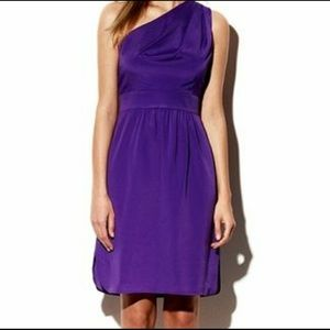 VINCE CAMUTO off the shoulder party dress size 12